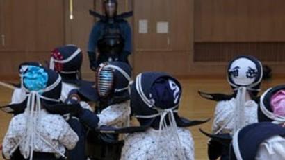 Lien permanent vers:Le Kendo pour les enfants